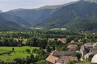 Tréminis Commune in Auvergne-Rhône-Alpes, France