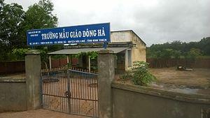 Trường mẫu giáo Đông Hà