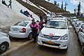 Traffic Jam - Leh–Manali Highway - Gulaba - Kullu 2014-05-10 2379.JPG
