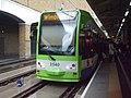 Tram 2540 at Wimbledon Nov 15.JPG