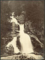 Triberg Waterfall, Black Forest, Germany, 1880s, Carl Curman.jpg