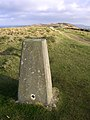 Trig point on Whiteway Hill, Isle of Purbeck - geograph.org.uk - 96358.jpg