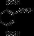 Trimellitic acid.png