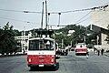 Trolleybus in Pyongyang.jpg