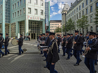 Fanfare Band of the Royal Marechaussee