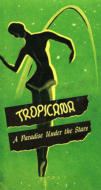 Tropicana Club - Image: Tropicana Logo. Havana, Cuba