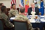Trump visits MacDill Air Force Base (32715574326).jpg