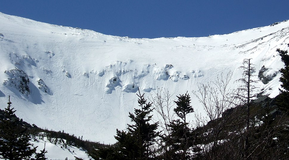 Tuckerman Ravine Stevage