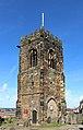 Tudor tower, St Hilary's church, Wallasey.jpg