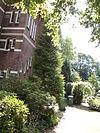 Villa, tuinhuis