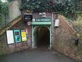 Tulse Hill stn east entrance.JPG