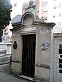 Tumba de Aristóbulo del Valle - Cementerio de la Recoleta.JPG