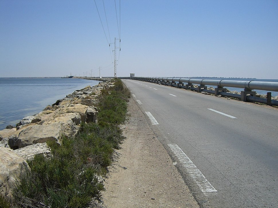 Tunesien Roemerdamm 1