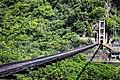 Tungmen Power Plant, Eastern Power Station, suspension bridge, Xiulin Township, Hualien (Taiwan).jpg