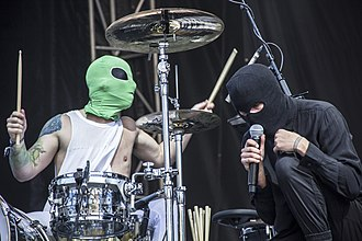 "Twenty One Pilots - Twenty One Pilots performing live in 2014 for ""Boston Calling: Day Three"""
