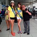 Two Miss Earth Candidates 2013.jpg