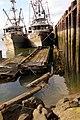 Two fishing boats, side-by-side (6861302062).jpg