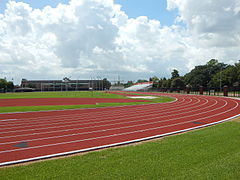 Ty Terrell Track and Field Stadium