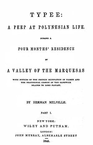 Typee cover