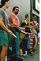 U. Dist Street Fair drummers 1993.jpg