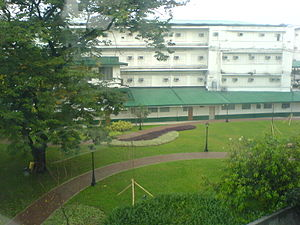 University of the East College of Business Administration - SFC building