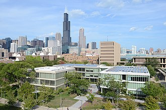 UIC College of Business Administration - UIC Campus