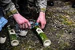 US, Japanese Airmen conduct survival training during Cope North 16 160216-F-CH060-234.jpg