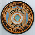 USA - KENTUCKY - Lexington Fayette Urban County Police Division.jpg