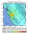 USGS Shakemap - 1979 Coyote Lake earthquake.jpg