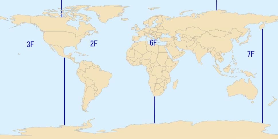 USN Fleets (1980s)