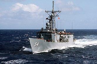 USS Ford (FFG-54) - USS Ford (FFG-54)