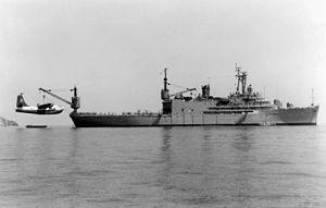 USS Salisburs Sound (AV-13) at San Diego Bay c1957.jpeg