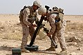 US Marines get hands on with new mortar system 151024-M-CJ278-002.jpg