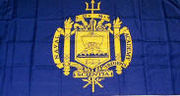 US Naval Academy Annapolis flag