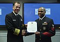 US Navy 051129-N-2383B-075 One of the Navy's top active component Sailors and recruiter of the year, Chief Quartermaster Jackie Whitfield.jpg