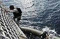US Navy 111121-N-IR479-028 Sailors conduct visit, board, search and seizure training.jpg
