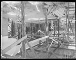 US Post Office being built in Kinston, NC. Date of this photo is 10 November 1915. From Coble's Art Studio Photograph Collection, PhC.190, State Archives of North Carolina. (9614114781).jpg