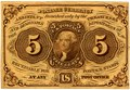 US Postal Currency 5 cent 1862 front 720b.tif