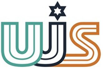 Union of Jewish Students - Image: Ujs logo small