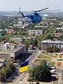 Ukrainian Navy Mil Mi-14PL in flight over Mykolaiv.jpg