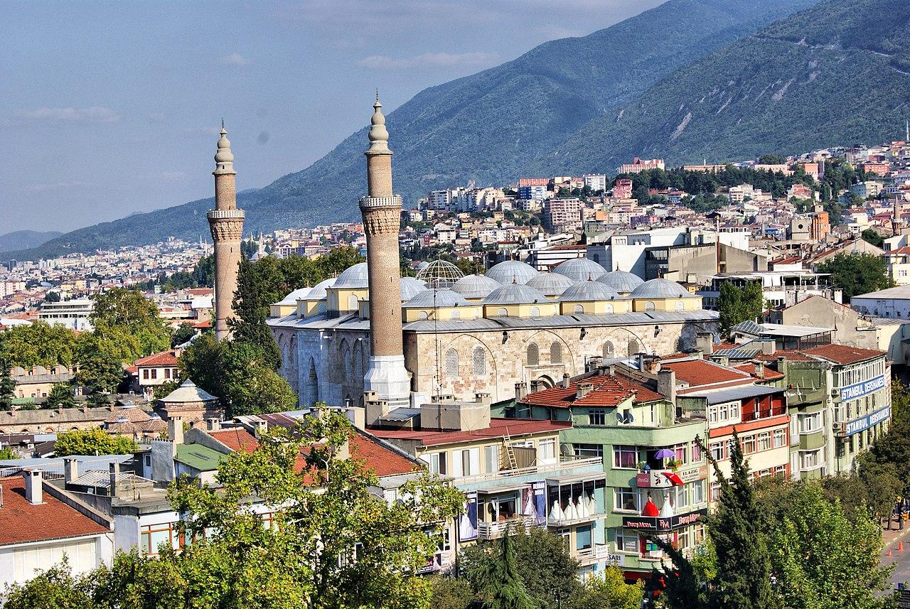 File:Ulucami,Bursa - panoramio.jpg - Wikimedia Commons