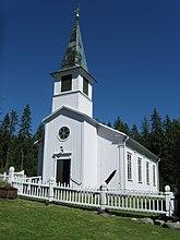 Fil:Ulvö kyrka.jpg