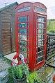 Ulva's payphone and greenhouse ^ - geograph.org.uk - 43031.jpg