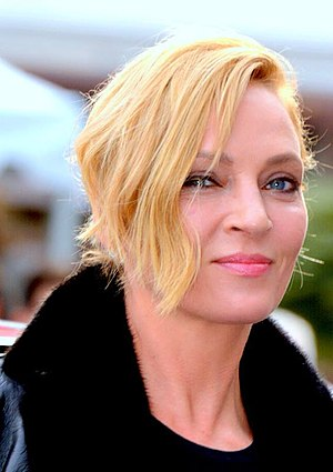 2017 Cannes Film Festival - Uma Thurman, Un Certain Regard jury president