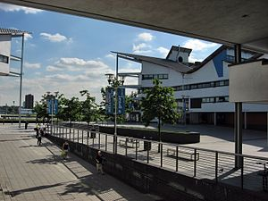 University of East London - University Square, Docklands Campus