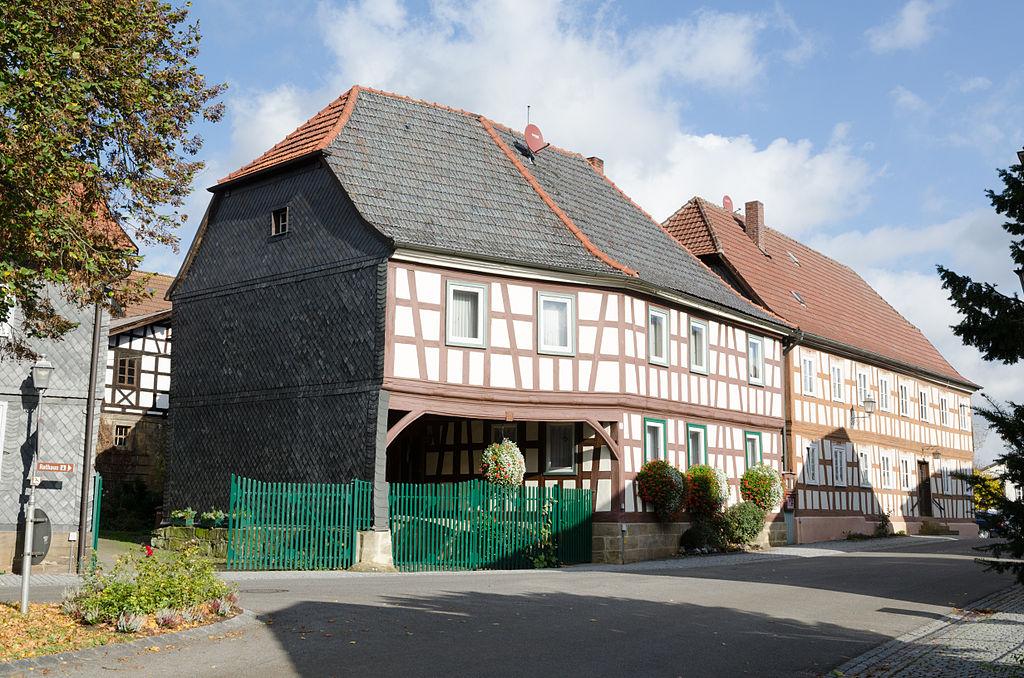 Untermerzbach, Marktplatz 3, 001