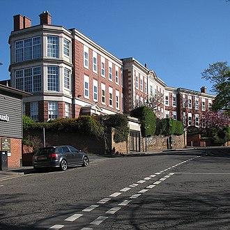 Nottingham Women's Hospital - Nottingham Women's Hospital (now converted into flats)