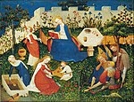 Upper Rhenish Master - The little Garden of Paradise - Google Art Project.jpg