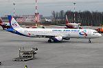 Ural Airlines, VP-BVP, Airbus A321-211 (30267870555) (2).jpg