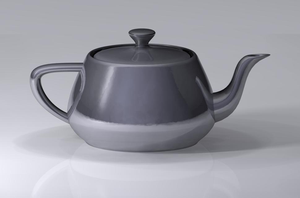 Utah teapot simple 2